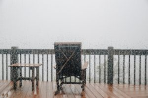 protect furniture from rain