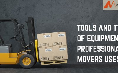 Tools And Types Of Equipment Do Professional Movers Uses