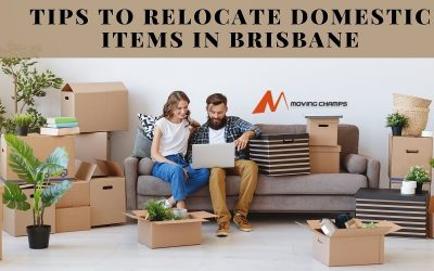 Tips to Relocate Domestic Items in Brisbane