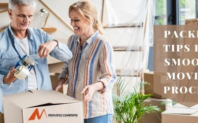 Packing Tips For Smooth Moving Process