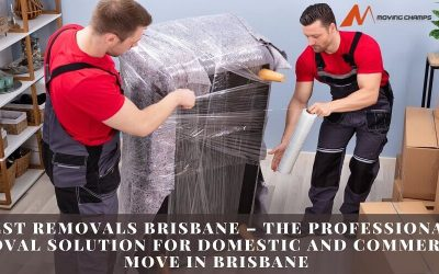 Best Removals Brisbane – The Professional Removal Solution For Domestic And Commercial Move In Brisbane