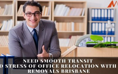 Need Smooth Transit | Avoid Stress Of Office Relocation With Best Removals Brisbane