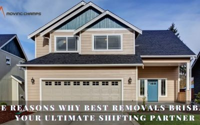 Some reasons why Best Removals Brisbane is your ultimate shifting partner