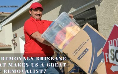 Best Removals Brisbane – What makes us a great removalist?