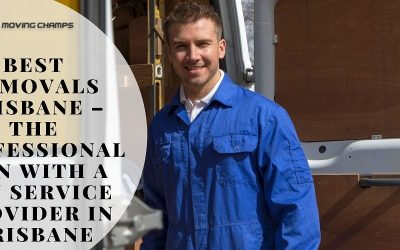 Best Removals Brisbane – The Professional Man With A Van Service Provider In Brisbane
