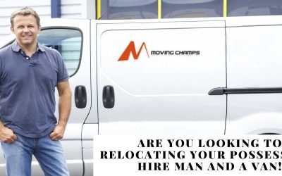 Are You Looking To Relocating Your Possession? Hire Man And A Van!